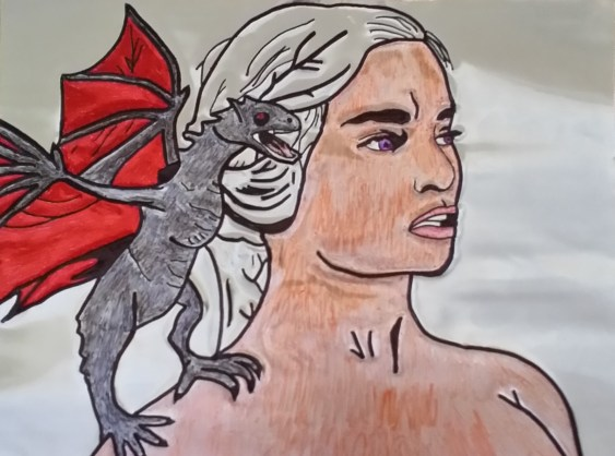 Daenerys (From Game of Thrones)