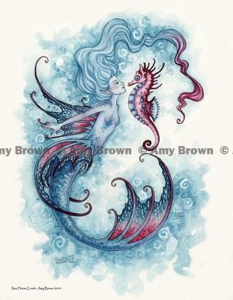 Sea Horse Crush