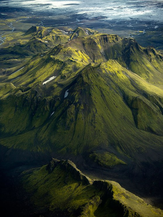 The Southern Highlands, Iceland