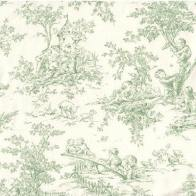 Green Toile