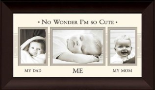 No Wonder I'm So Cute