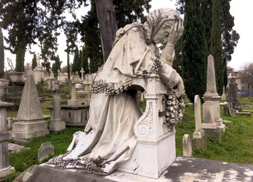 Il Cimitero degli Inglesi a Firenze
