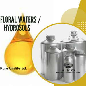 FLORAL WATERS/HYDROSOLS
