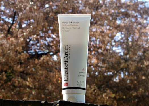 Products For Oily Skin - Elizabeth Arden Visible Difference Oil-Free Cleanser
