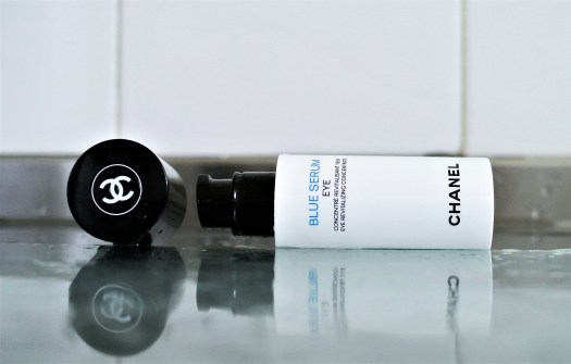 Eye Products - Chanel Blue Serum Eye