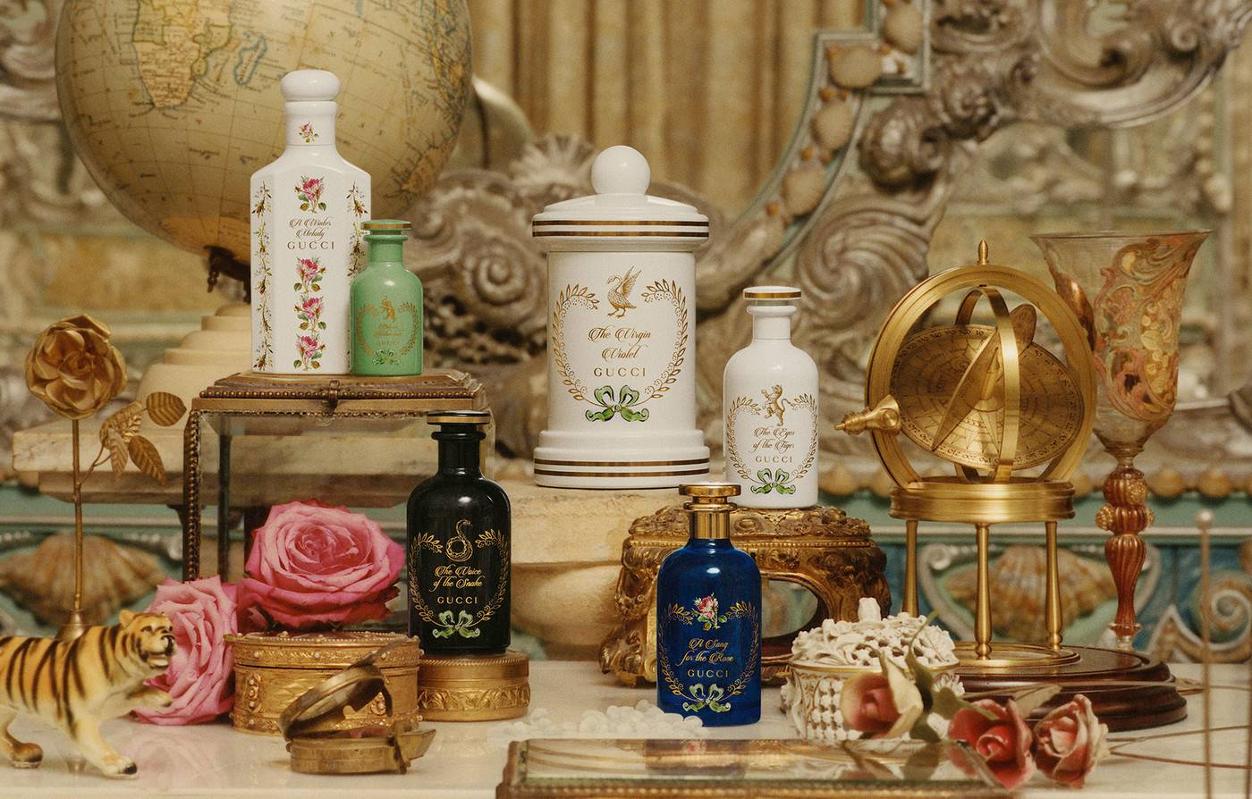 55afed494 Fragrance News Snippets - Gucci The Alchemist's Garden