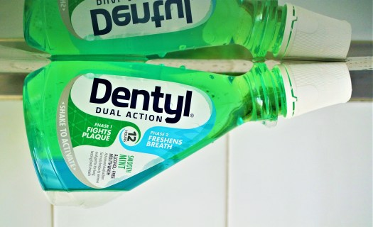 Grooming Goodies - Dentyl Dual Action Alcohol-Free Mouth Wash
