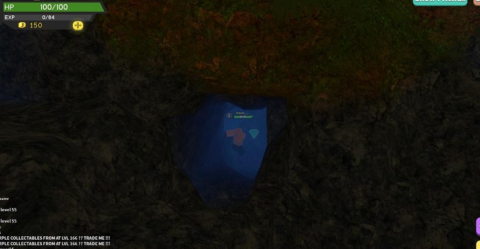 cyan gem location