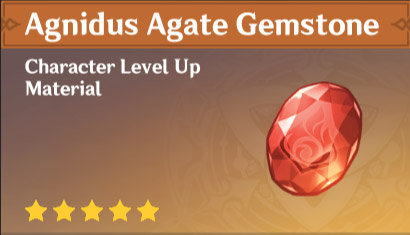 Agnidus Agate Gemstone