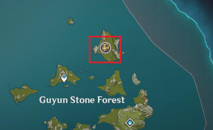Geo Hypostasis Location