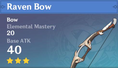 Raven Bow