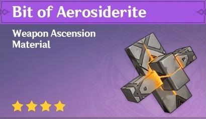 Bit of Aerosiderite
