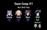 Best Team Comps For Keqing In Genshin Impact