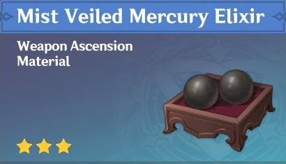 Mist Veiled Mercury Elixir