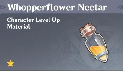 Whopperflower Nectar