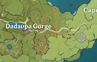 Dadaupa Gorge Chest Locations In Genshin Impact