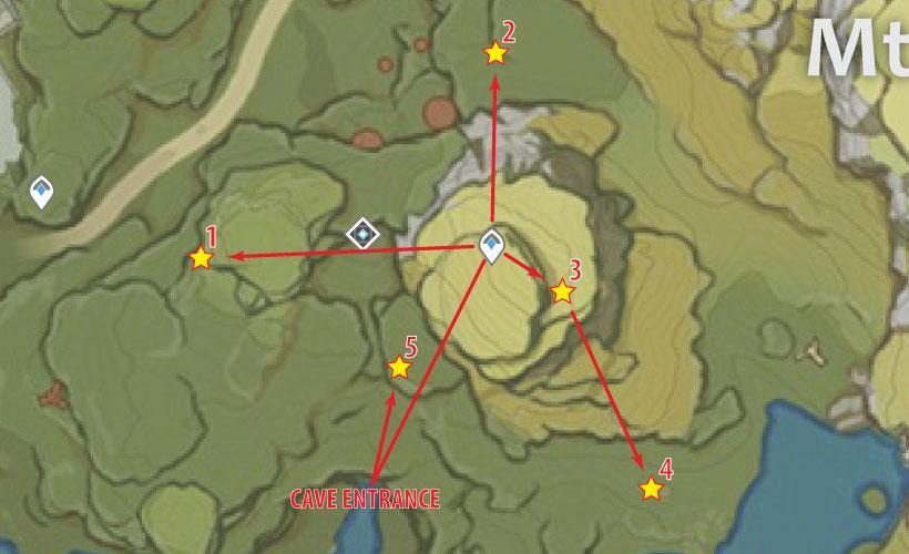 mt tianheng cor lapis location