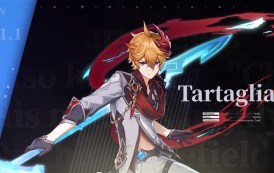Tartaglia (Childe) Ascension Materials, Talents, Stats, And Ratings