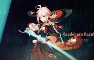 Kazuha's Ascension Materials, Talents, Stats, And Ratings