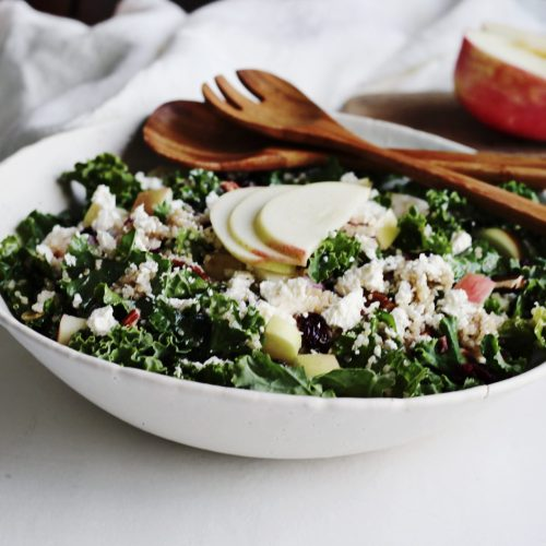 Harvest Apple Quinoa Salad
