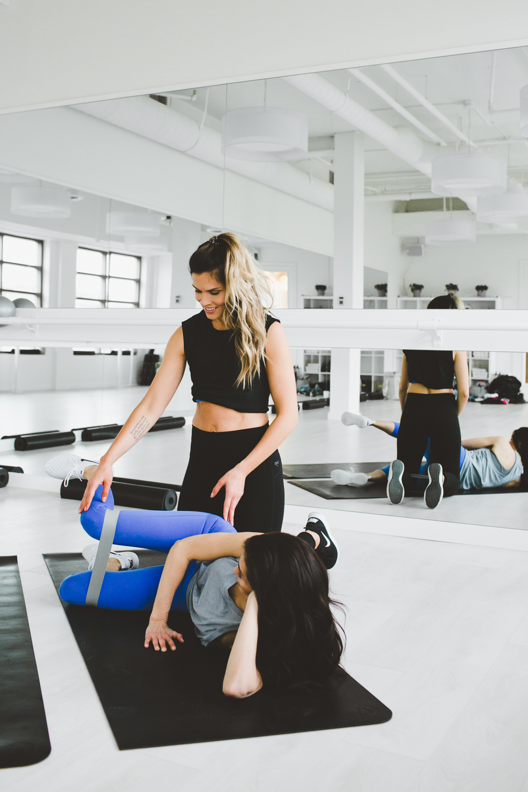 Exercises to tone the butt