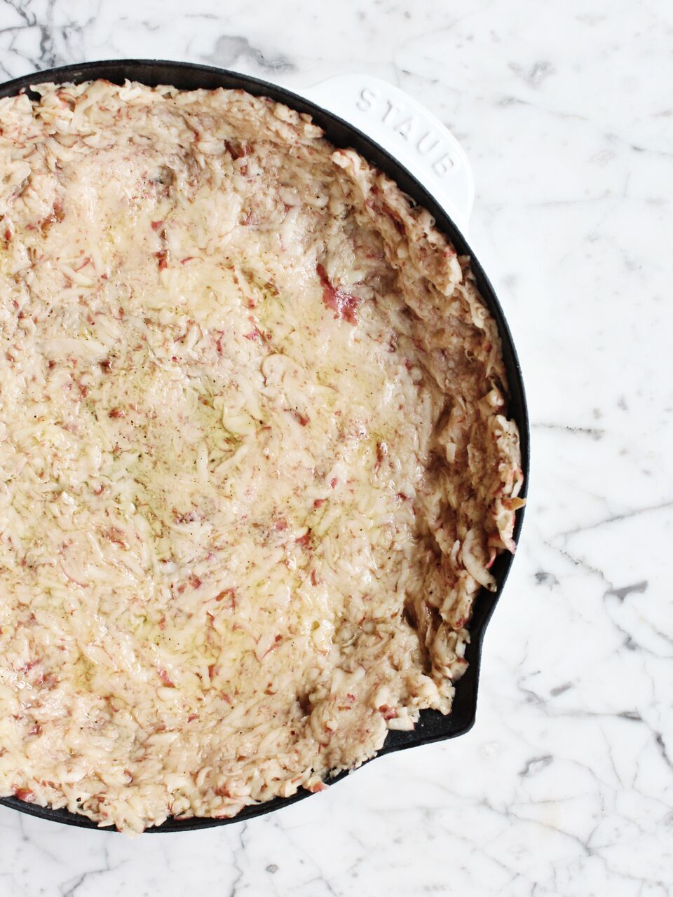 Kale Breakfast Skillet Pie
