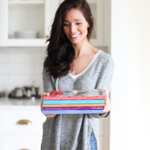 Whitewater Cooks Cookbook Set & Sauce Giveaway!