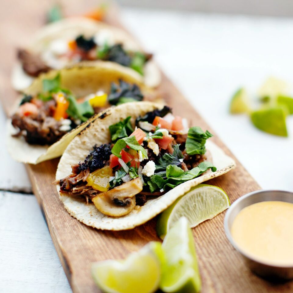 How to make home-made corn tortillas for the best taco party ever!