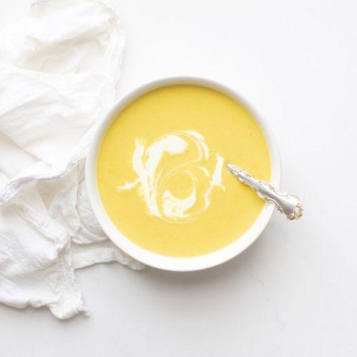Curry Coconut Squash Soup
