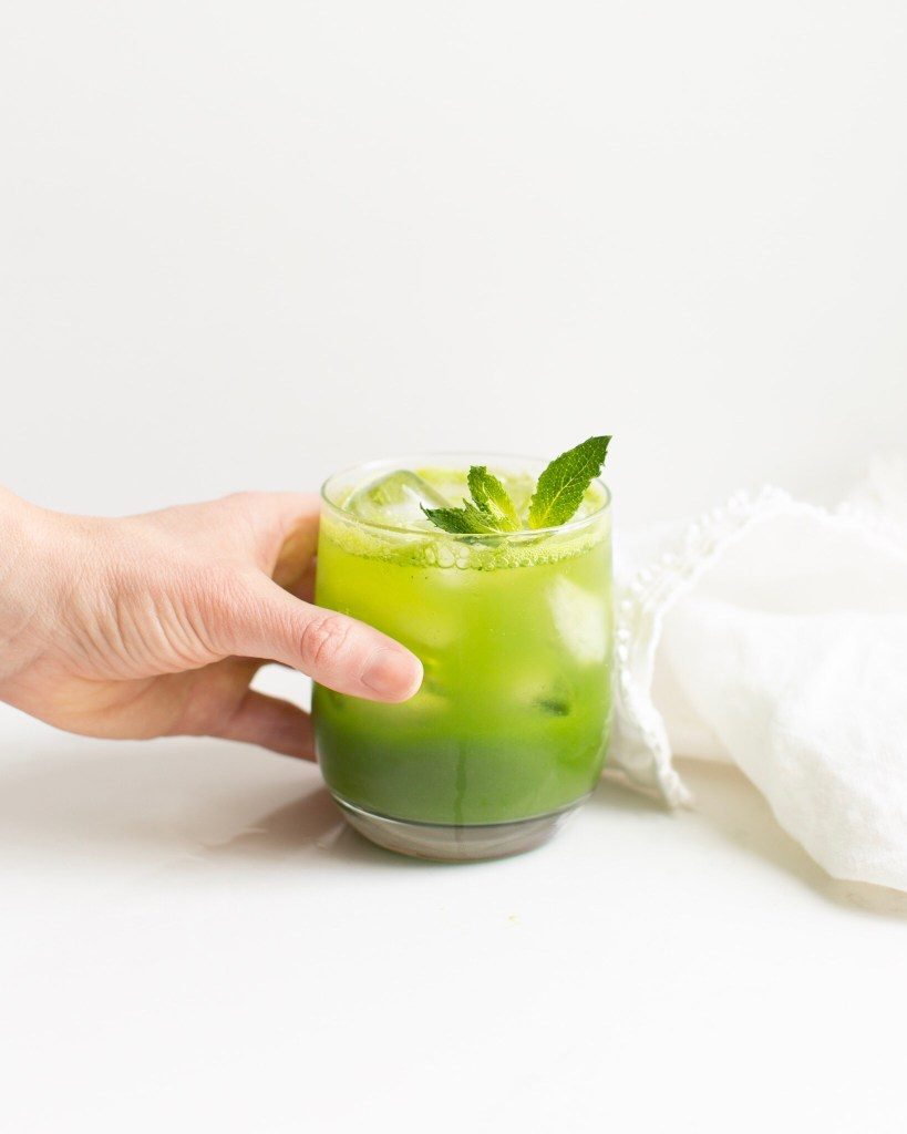 Kale refresher