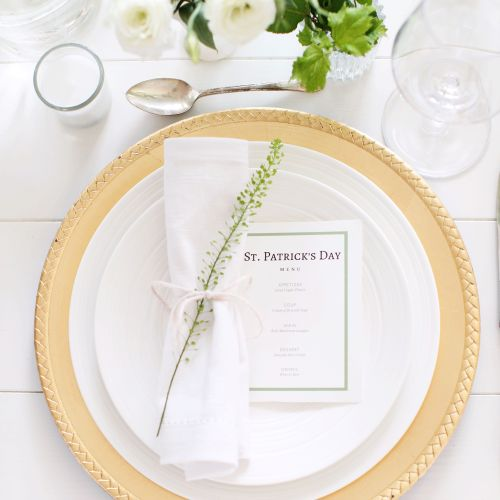Fraîche Table: St. Patrick's Day Dinner