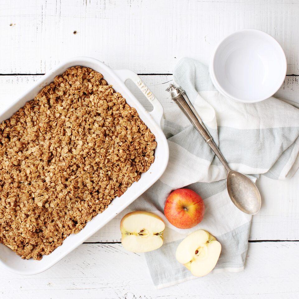 Gluten Free Apple Crisp