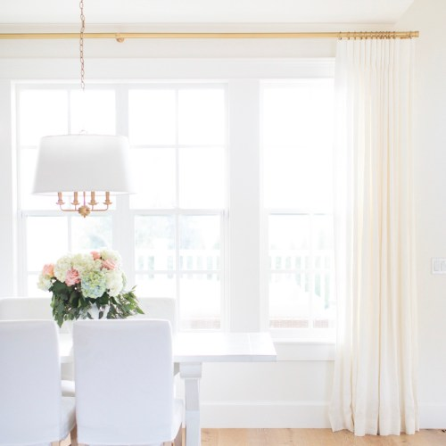 Designing the PERFECT Window Coverings!