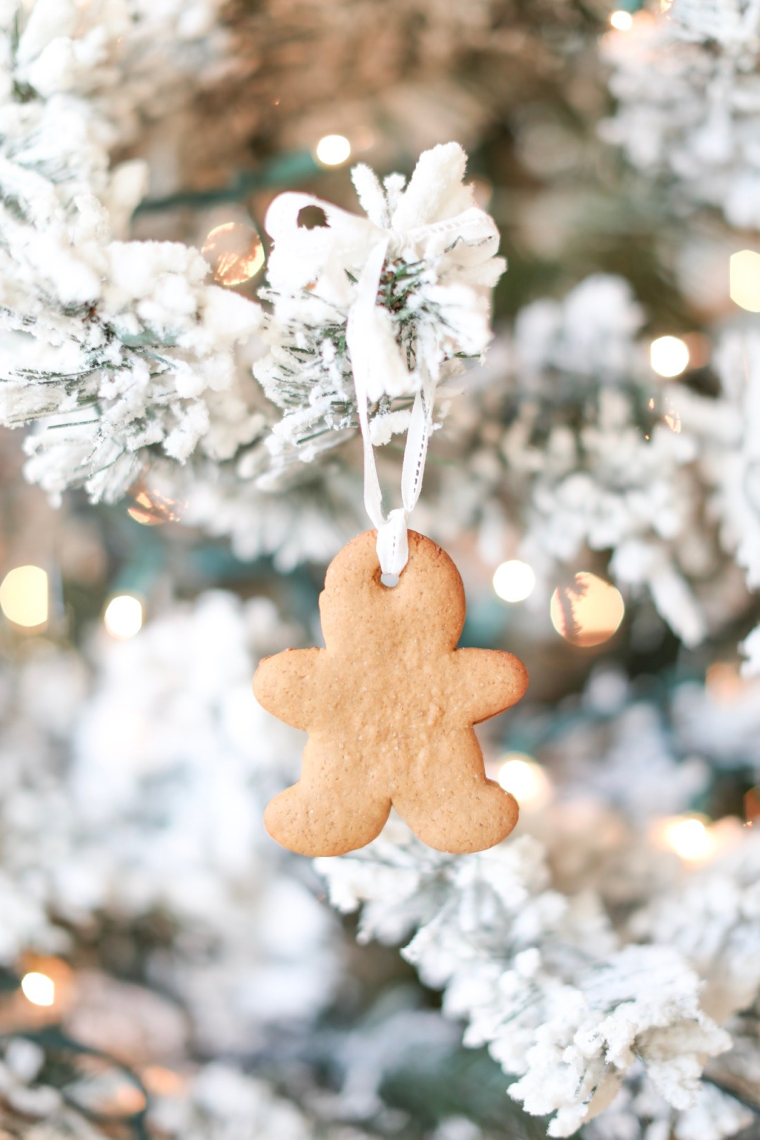 Classic Gingerbread Cut-Outs