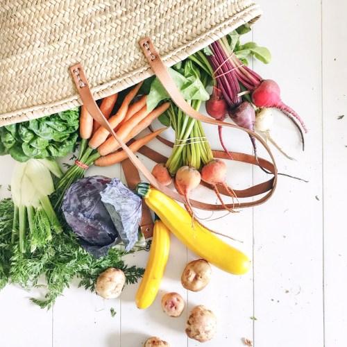 A-Z Fruit & Veggie Freezer Guide