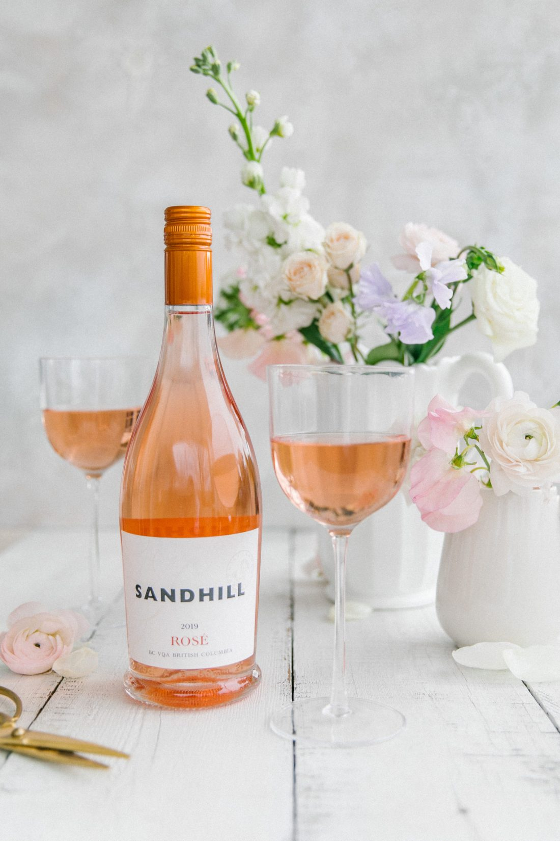Sandhill Spring 2020 Rosé Launch