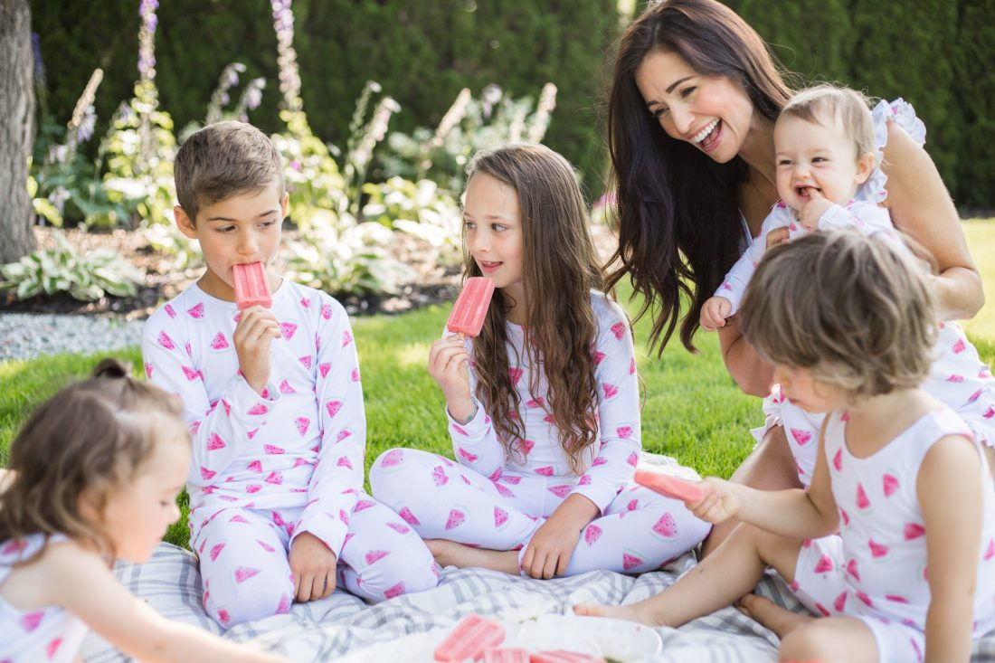 Foodie pyjama collection by Bambi & Birdie and Fraîche Living