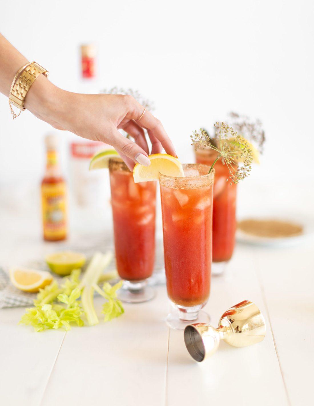 Granny's Classic Caesar Recipe