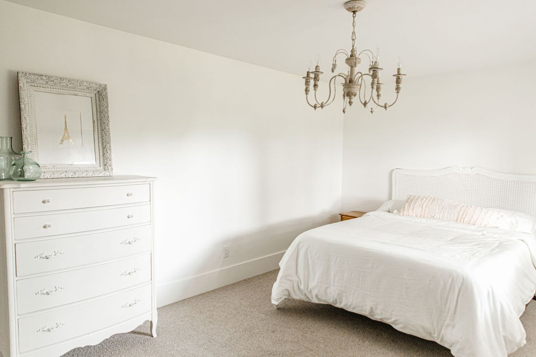 Our Spare Bedroom Reveal - the full renovation transformation