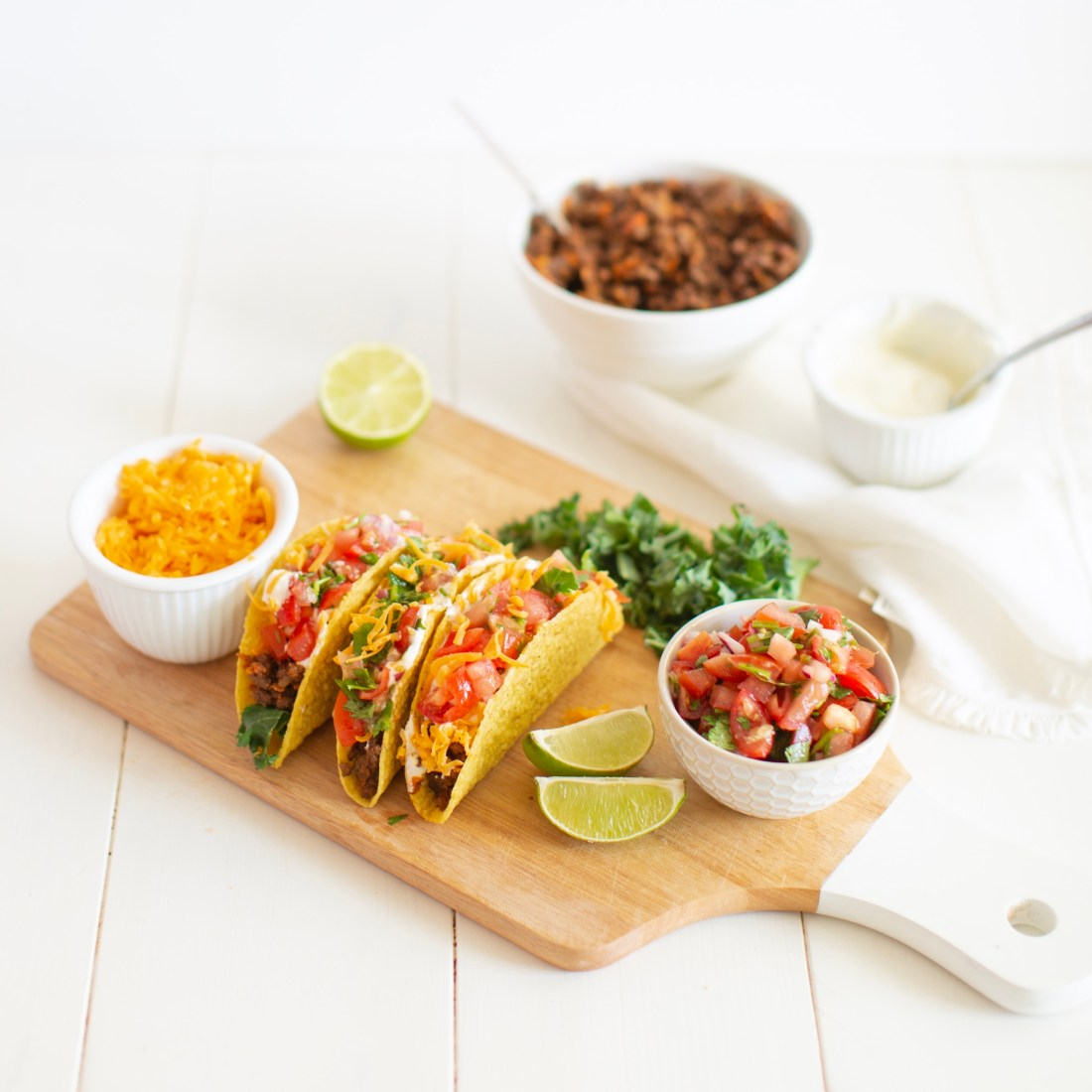 Sneaky Mommy Taco Recipe with Hidden Veggies