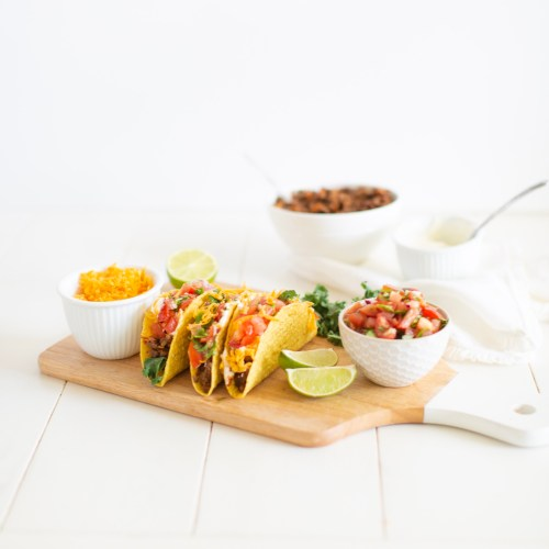 Sneaky Mommy Tacos