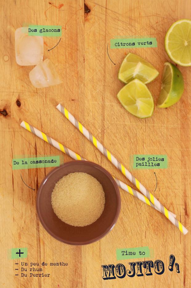 Mojito-Ingredients