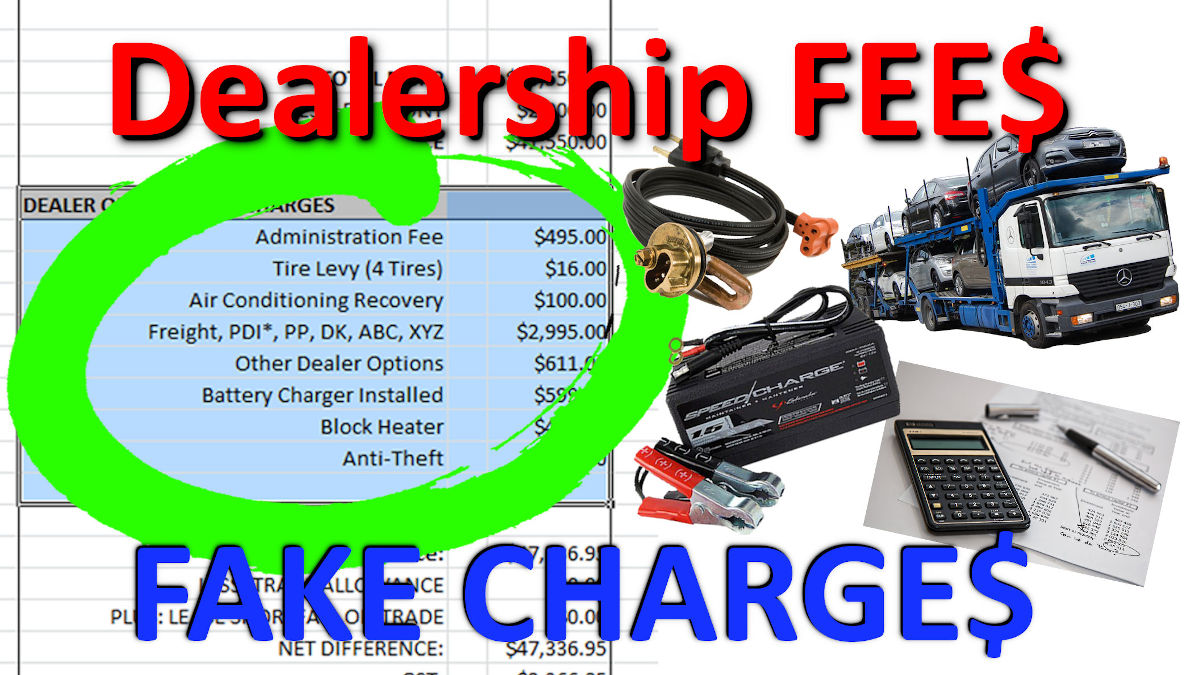 Blog_Cars_Never Pay! What are Dealer Fees & Charges How car dealerships rip you off