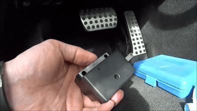 OBD-Saver OBD II Port Lock product display 3