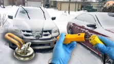 Car won't start?  Do you need Engine Block heater, How it works, How long to plug in, Is it working?
