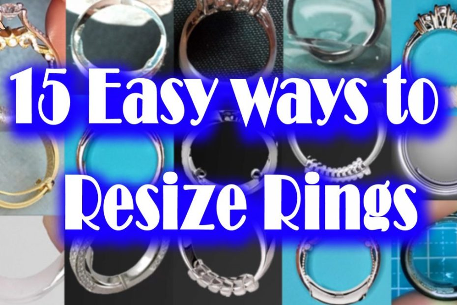 Blog_DIY_Need to Resize a Ring - 13 Easy Ways + 2 you never heard of - How to make ring fit DIY Lifehacks
