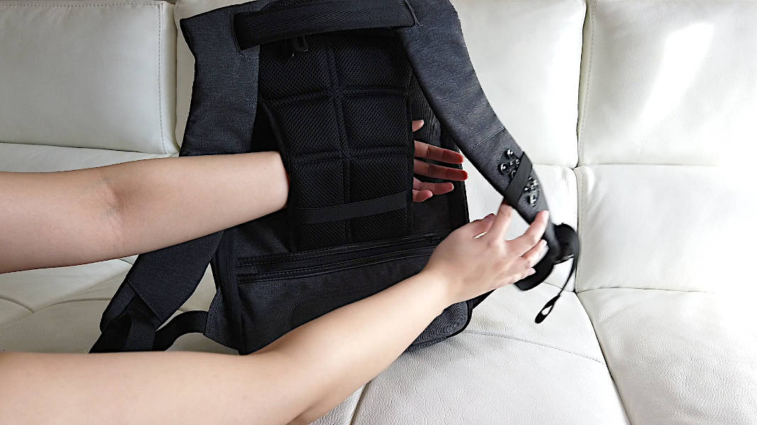 Heatwave hack will work for these types of backpacks too