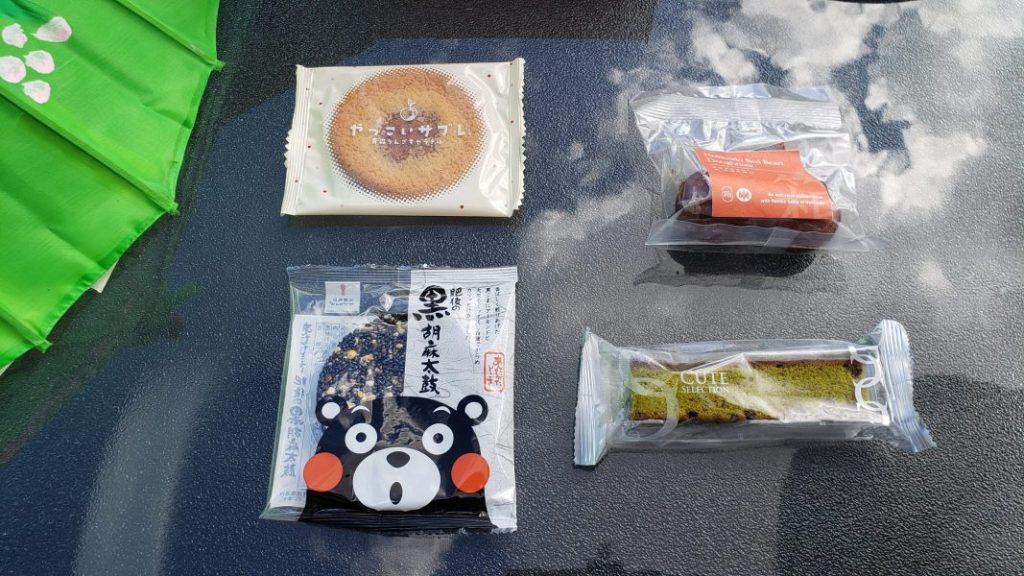 Bokksu - Autumn season snacks