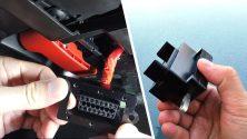 Best OBD Lock - Prevent OBD Car Theft and Key Cloning with OBD-Saver OBD Port Lock