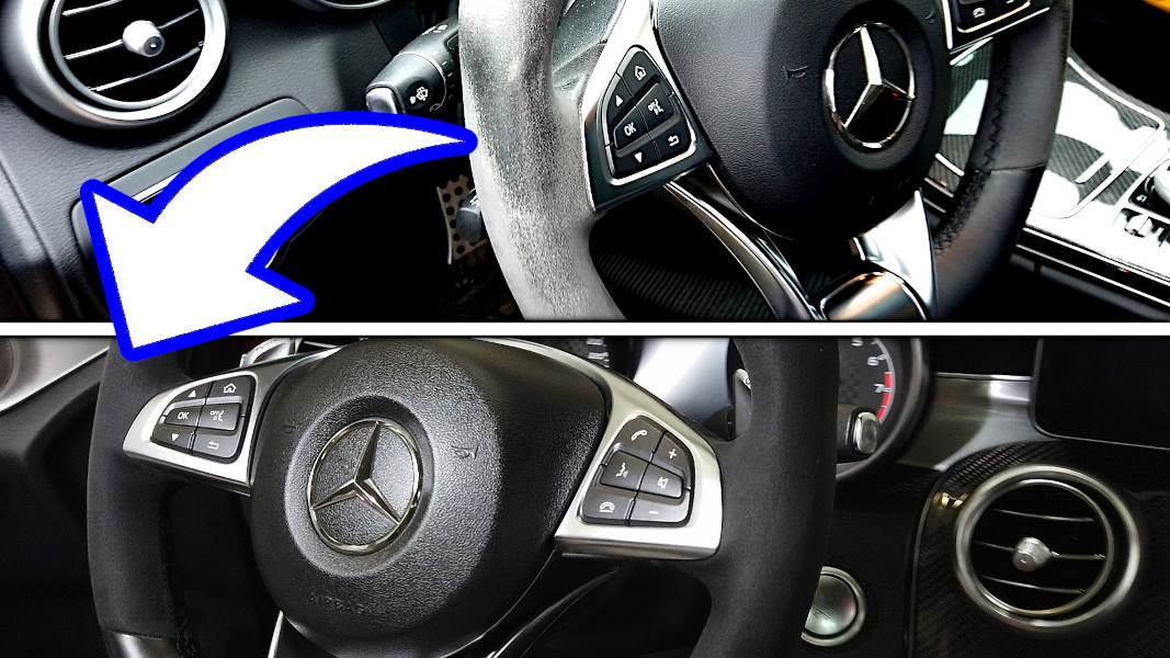Blog_Easiest way to renew Alcantara – Dinamica Steering Wheels Quickly – How to Clean Alcantara faux suede leather